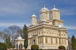 Kirche im Himmel Lizenzfreie Stockbilder