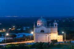 Kirche Italiens Puglia Ostuni Stockfoto