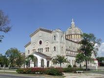Kirche Jesus von Miramar stockfotos