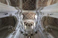 Kirche Johannes der Baptist bei Beguinage, Brüssel, Belgien Stockfoto