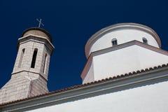 Kirche in Kamenari Stockfoto