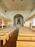 Kirche Kapellen-Punkt Maryland Str.-Ignatius Lizenzfreie Stockfotos