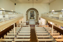 Kirche Kapellen-Punkt Maryland Str.-Ignatius Lizenzfreies Stockfoto