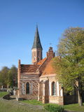 Kirche in Kaunas Lizenzfreies Stockbild