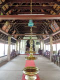 Kirche in Kerala, Indien Lizenzfreie Stockbilder