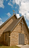 Kirche-Kreuze Stockfotos