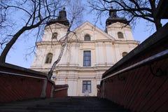 Kirche, Lvov, Ukraine Lizenzfreie Stockbilder