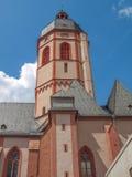 Kirche Mainz St. Stephan Lizenzfreie Stockfotos