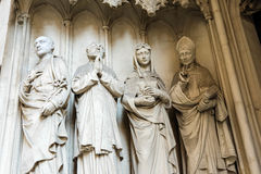 Kirche Maria AM Gestade Image libre de droits