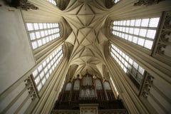 Kirche Maria morgens Gestade in Wien Lizenzfreies Stockfoto