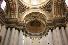Kirche Mexiko City Lizenzfreie Stockfotografie