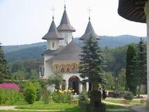 Kirche in Moldavien Lizenzfreies Stockbild