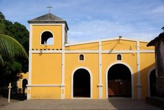 Kirche in Nicaragua Lizenzfreies Stockbild