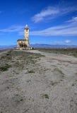 Kirche Nijar (Almeria, Spanien) Lizenzfreie Stockfotos