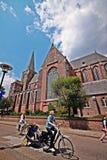 Kirche in Nordbrabant Lizenzfreie Stockfotos