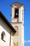 Kirche olgiate olona Italien die alte Wandterrassenkirche und das b Stockfoto
