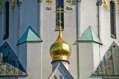 Kirche ortodoxo Imágenes de archivo libres de regalías