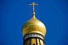 Kirche ortodoxo Imagenes de archivo