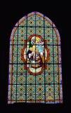 Kirche in Paroisse St. Josef in Frankreich Stockbild