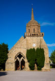Kirche in Perros-Guirec Lizenzfreies Stockbild