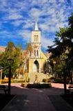 Kirche Pisco Elqui lizenzfreies stockfoto