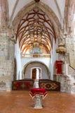 Kirche in Prejmer, Rumänien stockfoto