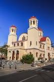Kirche in Rethymno Lizenzfreie Stockfotos