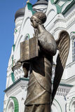 Kirche in Russland Lizenzfreie Stockfotografie