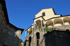 Kirche-Säulengang Lizenzfreies Stockbild