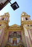 Kirche San-Ildefonso Lizenzfreie Stockfotografie