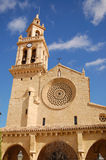 Kirche-San Lorenzo CÃ ³ rdoba Stockfotografie