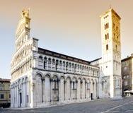 Kirche San-Michele in Italien Lizenzfreies Stockbild