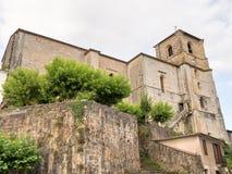 Kirche Sans Esteban Lizenzfreies Stockfoto