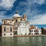 Kirche Sans Geremia in Venedig Lizenzfreie Stockbilder