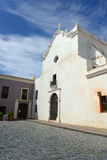 Kirche Sans José, San Juan, Puerto Rico Lizenzfreie Stockbilder