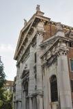 Kirche Sans Vidal in Venedig, Italien Lizenzfreie Stockbilder