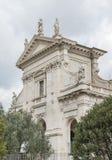 Kirche Santa Francesca Romana Römisches Forum Lizenzfreie Stockfotografie