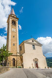 Kirche Santa Maria Assunta von Candide Stockbild