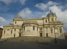 Kirche Santa Maria Maggiore Stockfotografie