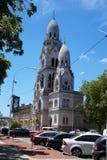 Kirche Santisimo Sacramento Lizenzfreie Stockfotografie