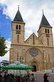 Kirche in Sarajevo Stockfoto