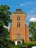 Kirche in Schweden Lizenzfreies Stockbild