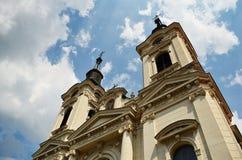 Kirche in Serbien Lizenzfreie Stockfotos