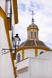 Kirche in Sevilla. Lizenzfreie Stockfotos