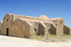 Kirche Sgiovanni Del Sinis stockbilder