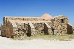 Kirche Sgiovanni Del Sinis stockfotos