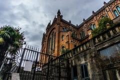 Kirche Shanghais Sheshan lizenzfreie stockfotografie