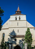 Kirche in Sighisoara Stockfotos