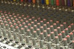 Kirche soundboard Lizenzfreies Stockbild