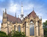 Kirche St玛丽亚在斯图加特 免版税图库摄影